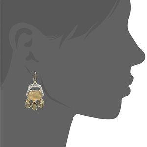 Alexis Bittar Multi Stone Earring